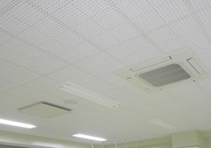 船橋市立葛飾小学校校舎/空調設備工事/給排水衛生設備工事