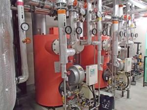 千葉VVスポーツクラブ新築給排水衛生設備工事