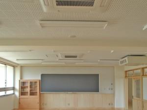 船橋市立前原中学校校舎改築空調設備その他工事