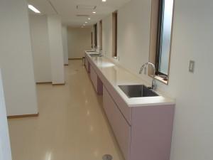 上野整形外科 給排水衛生空調設備工事事