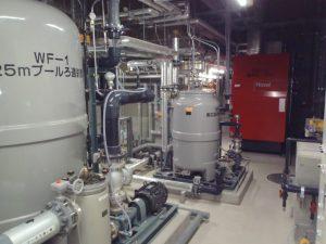 HSC千葉中央 給排水衛生空調換気設備工事