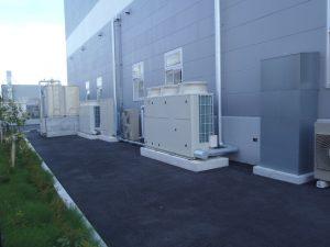 Dプロジェクト新習志野 給排水衛生空調換気設備工事